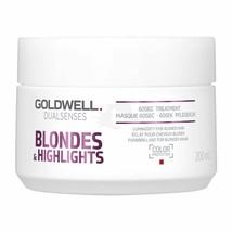 Goldwell Dualsenses - Blonde  Highlights 60 Second Treatment 6.7oz/200ml - $26.50