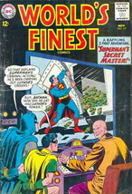 World's Finest Comics #137 VG; DC | low grade comic - save on shipping -... - $17.99