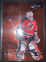Martin Brodeur 2000-01 Ud Player Idols #PI2 Insert Devils - $3.79
