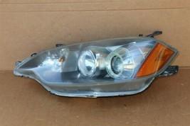 07-09 Acura RDX XENON HID Headlight Lamp Left Driver LH - POLISHED image 1