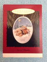Star Of Wonder 1993 ~ Vintage Hallmark Keepsake Christmas Ornament  - $13.81