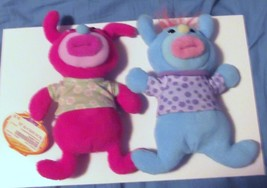 Fisher Price Sing-A-Ma-Jigs Lot of 2 a tisket a tasket, for he's a jolly... - $18.69