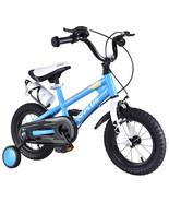 "12"" Freestyle Children Boys & Girls Bicycle w/ Training Wheels-Blue - $94.01"