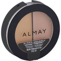 Almay Smart Shade CC Concealer + Brightener, 200 Light/Medium, 0.12 oz - $3.99