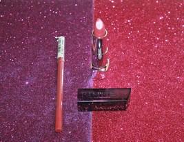 Rimmel Moisture Renew Lipstick Rouge A Levres #130 Damaged /Unsealed + Lip Liner - $9.40