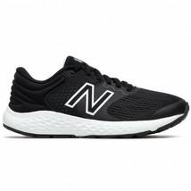 New Balance 520v7 Women Black White Walking Running Wide Shoes Sneakers ... - $139.99
