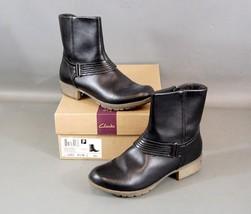 Clarks Black Women's Boots  Size 8.5  - $18.95