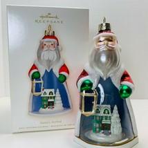 Hallmark Keepsake Ornament Santa's Arrival 2009 - $10.39