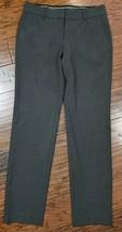 Women's Ann Taylor Gray Dress Pants Size 2 Inseam 31 (Inventory w36) - $12.86