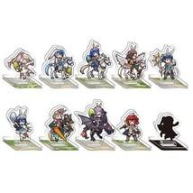 empty Fire Emblem Heroes - Mini Acrylic Figure Collection Vol.3 10Pack BOX - $60.78