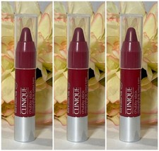3x Clinique Chubby Stick Moisturizing Lip Balm 13 Mighty Mimosa - New -F... - $14.80
