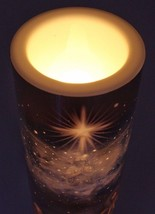 THE NATIVITY - LED Flame-less Devotion Prayer Candle image 4