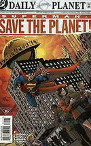 Superman: Save the Planet #1 FN; DC | save on shipping - details inside - $1.99