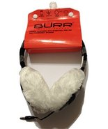 Burr Artik Sounds Earmuff Headphones with Retractable Wire and High Perf... - $19.59