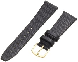 Hadley-Roma Women's LSL706LA 100 Genuine Leather Strap Watchband Bl... SHIPSFREE - $12.25