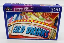 Cold Drinks Refreshment Sign  - Puzzle - 300 Pc - New - $4.46