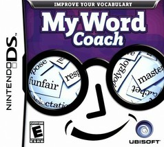 My Word Coach DS - $98.99