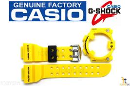 CASIO G-Shock GF-8250-9J Frogman ORIGINAL Yellow BAND & BEZEL Combo - $142.45