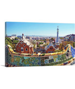 ARTCANVAS Barcelona City Spain Canvas Art Print - $43.99+