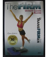 The FIRM Ultimate Calorie Blaster DVD Excercise Fitness Transfirmer Series - $9.95