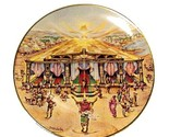 The glorious tabernacle collectors plate promised land vintage christian religious thumb155 crop