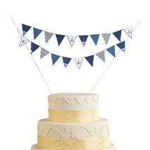 Nautical Wedding Cake Bunting - Party Tableware & Serveware - $2.45
