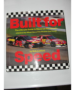 Built for Speed,by bob Latford,the ultimate guide to stock car racetrack... - $23.75