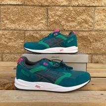 Asics Gel Saga Shaded Spruce/Shaded Spruce Women's Athletic Sneaker H462N Us 12W - $74.79