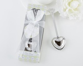 Heart Shaped  inch Tea Time inch  Tea Infuser in Gift Box  - $5.99