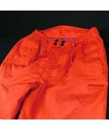 Tenson AirPush Red Ski Pants Sz XL W 34-38 L 33 Elastic Waist Draw String - $99.99
