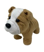 """American Girl Pet Dog Meatloaf the Bulldog 2013 Toy 6"""" Long F0850 - $13.00"""