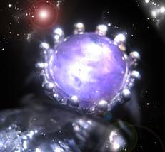 Haunted Antique Ring Alexandria's Keep What You Wish Secret Rare Ooak Magick - $7,677.77