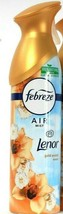 1 Count Febreze 10.14 Oz Air Mist Lenor Gold Orchid Scent Eliminates Odor - $17.99