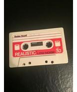 Realistic Radio Shack Low Noise Audio Cassette Tape USED - $19.79