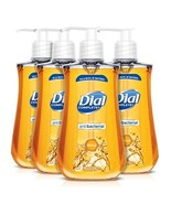 Dial Antibacterial Liquid Hand Soap, Gold, 9.375 Ounce Count of 4 - $5.88