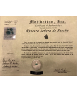 ATOCHA FLEET 1622 EMERALD .61ct Mel Fisher COA PIRATE TREASURE SHIPWRECK... - $1,250.00