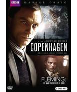 2 DVD Copenhagen / Fleming The Man Who Would Be Bond: Francesca Annis Ch... - $8.54