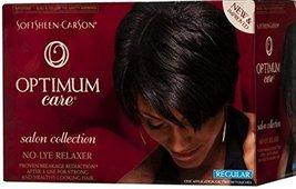 DD Optimum Care Salon Collection No-Lye Relaxer-Regular(Pack of 6) - $49.99
