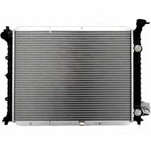 RADIATOR FO3010110 FITS 91-02 FORD ESCORT MERCURY TRACER A/T 4CY 1.8/1.9/2.0L image 2