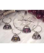 Dazzling Divas Collection Handbag Wine Charms - 72 Sets - $228.95