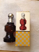 Vintage Avon The Pawn Chess Piece Decanter w/Wild Country After Shave - $8.00