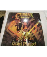 Vintage Climax Blues Band Gold Plated Vinyl LP Record Album Pre-Owned - $9.99
