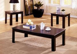 Town Square I Collection CM4168-3PK 3-Piece Living Room Table Set with C... - $395.99