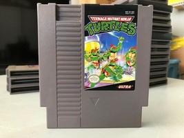 Teenage Mutant Ninja Turtles, Nintendo Entertainment System (NES) 1989, ... - $6.03