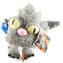 "The Simpsons Scary Cat Applause Plush 11"" Tag Stuffed Animal Toy 63760 Gray - $64.35"