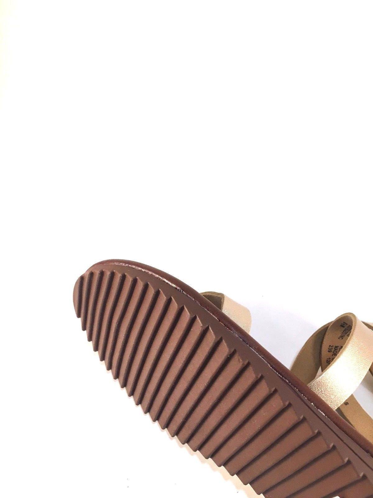 Seven Dials Sync Gold/Metallic Flat Strappy Thong Sandal