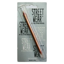 REVLON* (1) Duo STREET WEAR Dual Ended ALL OVER PENCIL Slim Line GOLD MI... - $4.99