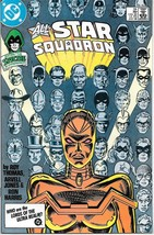 All Star Squadron Comic Book #59 DC Comics 1986 NEAR MINT UNREAD - $5.94