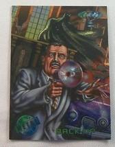1995 Batman Metal Forever Trading Card #4 - $0.98