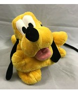 "Pluto Plush Disney Store Exclusive 16"" Soft Stuffed Animal - $18.23"